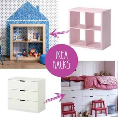 Juniormusthaves Ikea Hacks